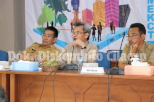 Read more about the article Diskominfo Gelar Sosialisasi Masterplan E-Government