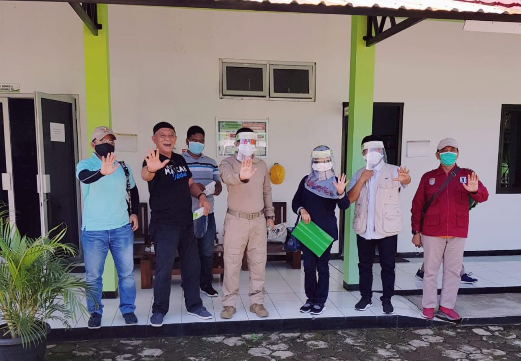 You are currently viewing Extended Contact Tracing di Majenang, 3 Reaktif