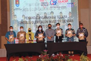 Read more about the article Cilacap Business Forum 2021 Raup Investasi Rp 108,5 Milyar
